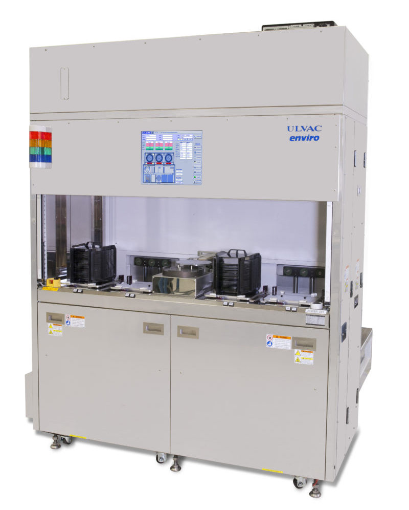 A picture of The ULVAC Enviro-Optima Resist Strip System